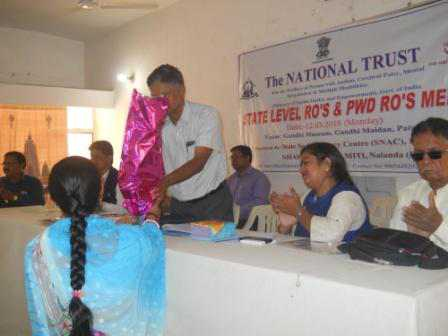 The National Trust, State Level RO's And PWD RO's Meet 2018