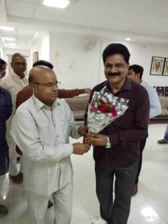 Sir Thawar Chand Gehlot (Ministry Social Justice, Govt. of India)